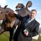 The CEO of Horse Racing Ireland Brian Kavanagh Photo: Martin Nolan