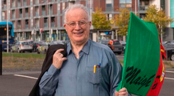 Fr Gerry French. Photo: Evita Coyle