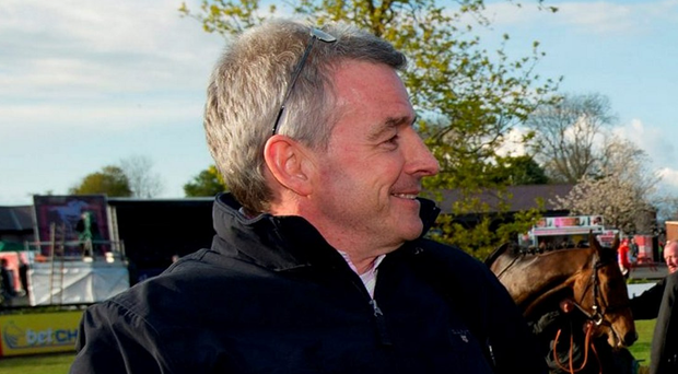 Michael O'Leary. Photo: Damien Eagers