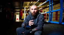 Scottish boxer Mike Towell was knocked out in the fifth round of a fight with Welshman Dale Evan and later died