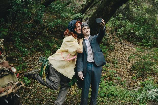 Swiss Army Man is the latest movie to cause a stir in Hollywood