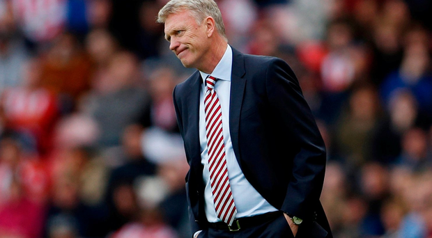 Sunderland manager David Moyes . Action Images via Reuters / Lee Smith