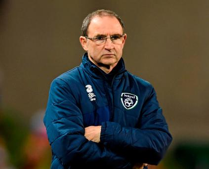 O'Neill won't be changing tack with Ireland. Photo: Sportsfile