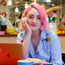Third space: Ciara O'Connor says many millennials can be spotted working on their MacBooks in cafes