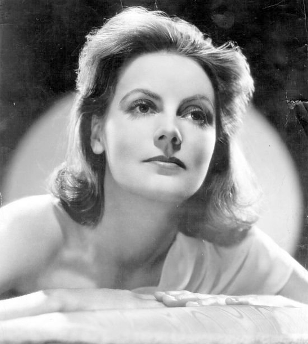 Greta Garbo Photo: Evening Standard/Getty Images