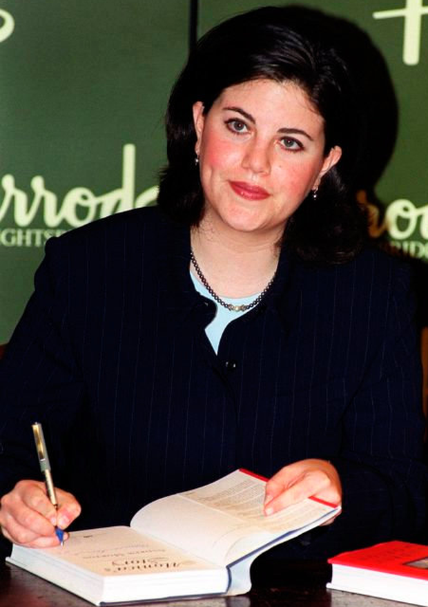 A TED talk by Monica Lewinsky has been viewed by millions Photo: Fiona Hanson/PA