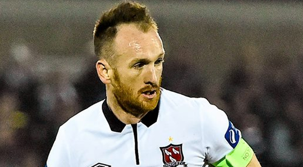 Dundalk capatin Stephen O'Donnell will be back in action against Derry