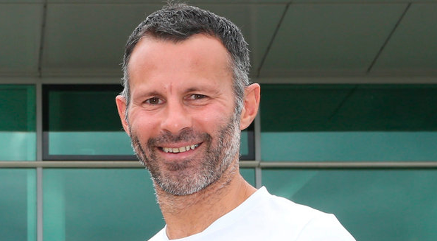 Ryan Giggs. Photo by John Peters/Man Utd via Getty Images
