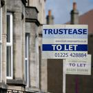 Around 22pc of the 15,866 calls received by the legal rights organisation Free Legal Advice Centres were seeking advice on housing or landlord/tenant issues. Photo by Matt Cardy/Getty Images