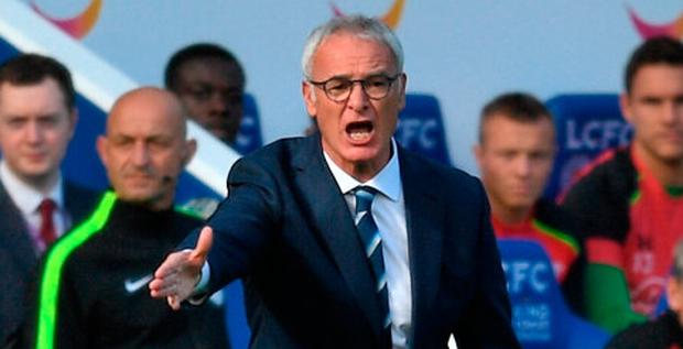 Claudio Ranieri, Manager of Leicester City. Photo by Michael Regan/Getty Images