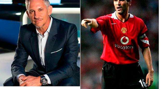 Gary Lineker has played down the role of a captain