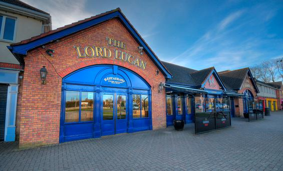 The Lord Lucan Pub in Lucan. Picture: lordlucanpub.com