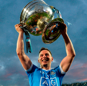 McMahon: Dubs upped their game. Photo: Eóin Noonan/Sportsfile