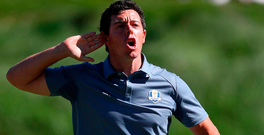 Rory McIlroyfelt is already looking ahead to Europe's challenge to win back the cup in 2018.Photo: David Davies/PA