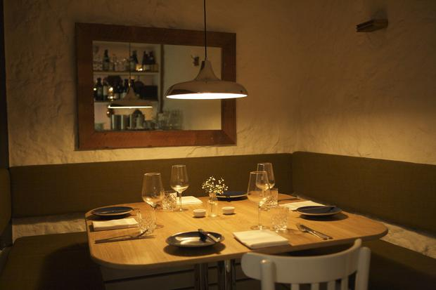 Heron and Grey in Dublin's Blackrock was awarded a Michelin star for the first time