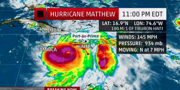 Hurricane Matthew (The Weather Channel)