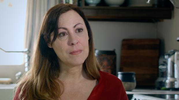 Emer Halpenny opens up about her own adoption experience. Photo: TV3 'Adoption Stories'