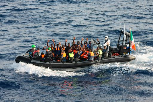1800 migrants rescued off Libya