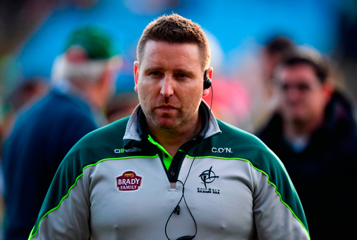 The former Kildare footballer may also take up a coaching role. Photo by Stephen McCarthy/Sportsfile