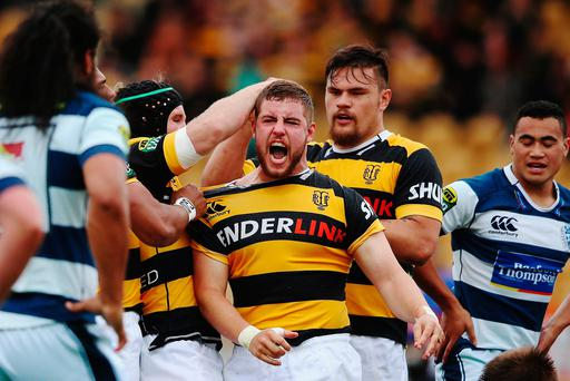 The 23-year-old has signed a three-year-deal with the province and will arrive in the coming weeks when his Mitre 10 Cup commitments with Taranaki conclude. Photo by Hannah Peters/Getty Images