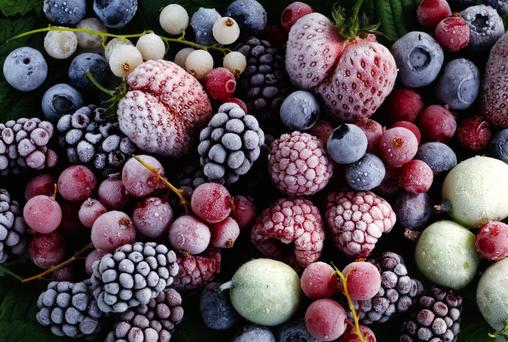 Frozen berries have been linked to more than 1,000 cases of hepatitis across 11 European countries, including Ireland. GETTY