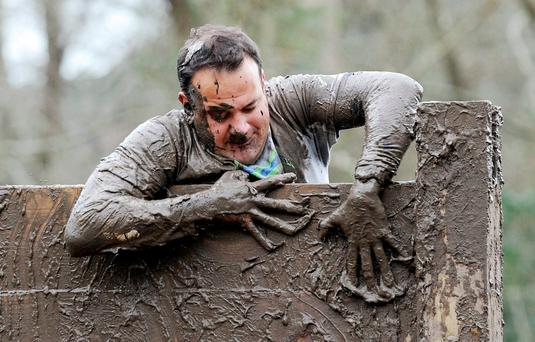 Mud runners, like Minister for Social Protection Leo Varadkar, have been warned about the danger of E. Coli and Weil's disease
