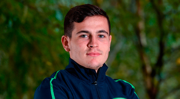 Cullen: Learning on loan. Photo: Matt Browne/Sportsfile