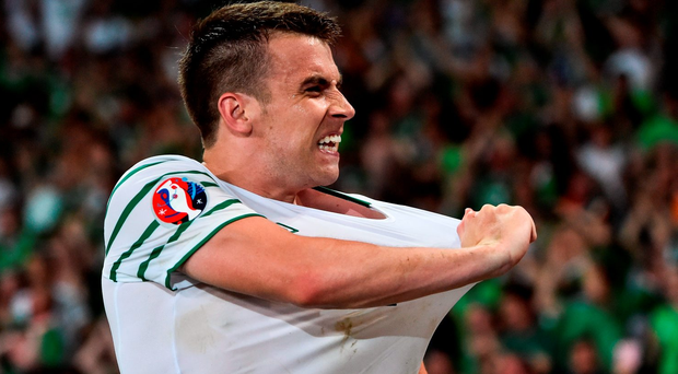 Seamus Coleman is likely to win his 40th cap for Ireland against Georgia tomorrow night