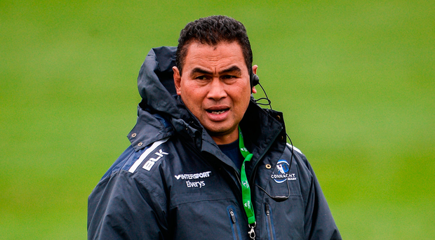 Lam was offering no immediate comfort to Connacht supporters stressed at the prospect of losing the popular pair at the Champions Cup launch. Photo by Sam Barnes/Sportsfile