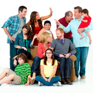 "The cast of 'Modern Family' – it has been argued that plans for inheritance tax being tabled ""do not recognise the diversity of modern families"" Picture: Disney/ABC"