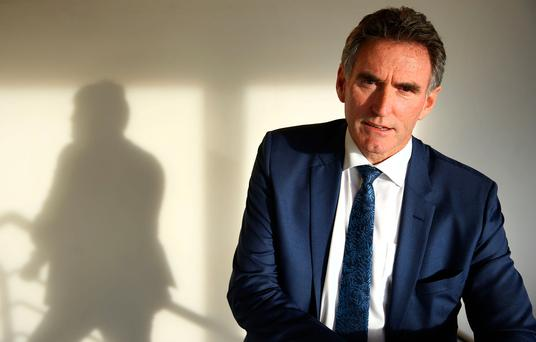 Warning on costs: Ross McEwan, CEO of RBS Picture: Gerry Mooney