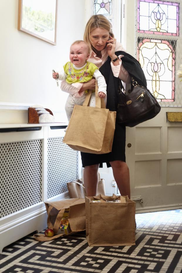 Top tips for the dreaded return to work after maternity