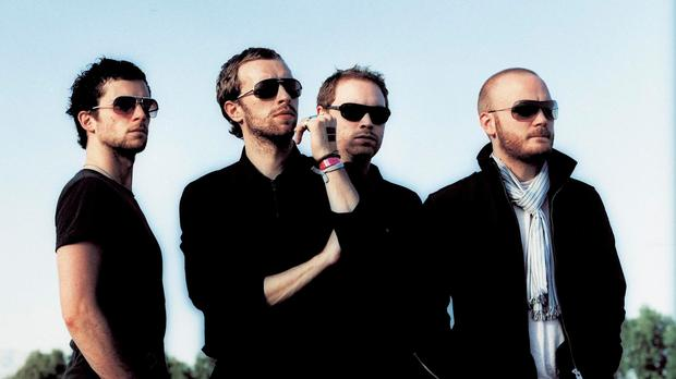 Tickets for Coldplay's Croke Park tour are now on sale through Seatwave for treble the original price