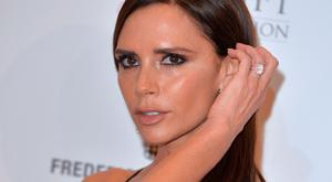 Victoria Beckham attends The Global Gift Gala at Four Seasons Hotel on November 30, 2015 in London, England. (Photo by Anthony Harvey/Getty Images)