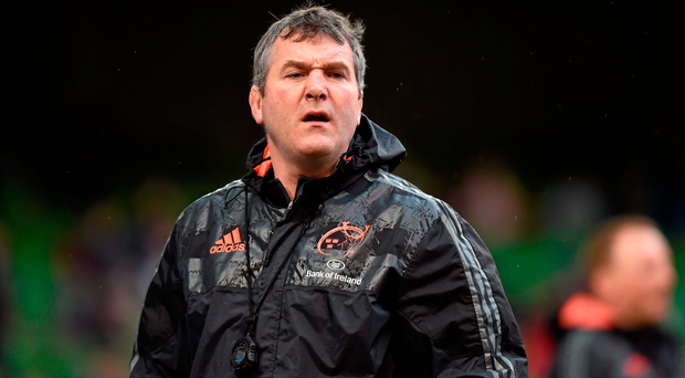 Anthony Foley Picture: Sportsfile