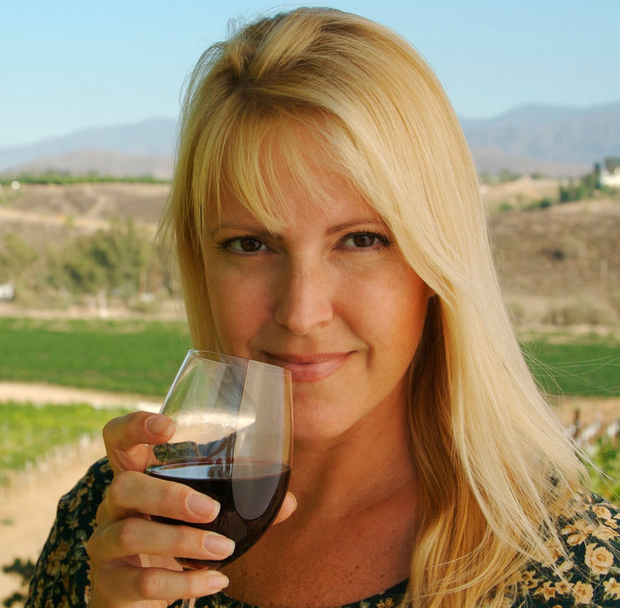 'For wine-lovers, a short trip north of the border may make sense' (stock photo)