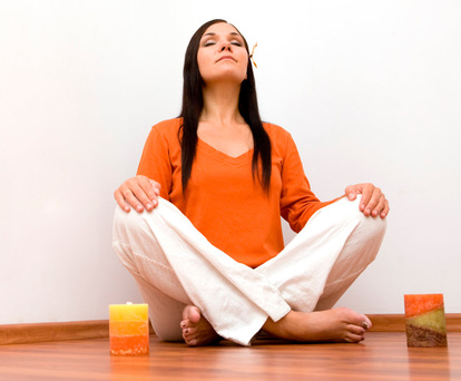 Mindfulness only has significant benefits for women, says study Photo: Depositphotos