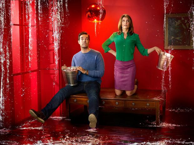Rob Delaney and Sharon Horgan in 'Catastrophe'