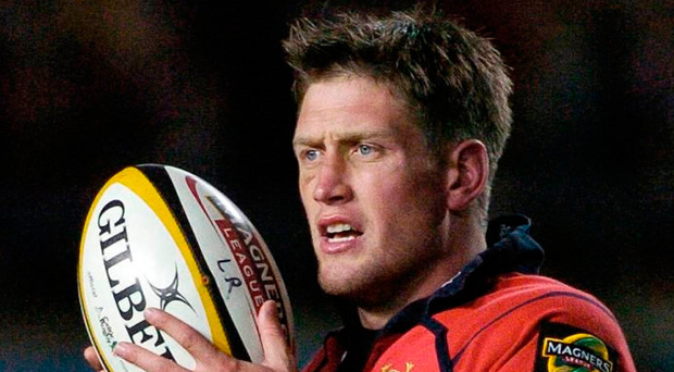 Ronan O'Gara defends Racing trio in stressful week for club ahead of clash with old Munster colleagues. Photo: Pat Murphy/Sportsfile
