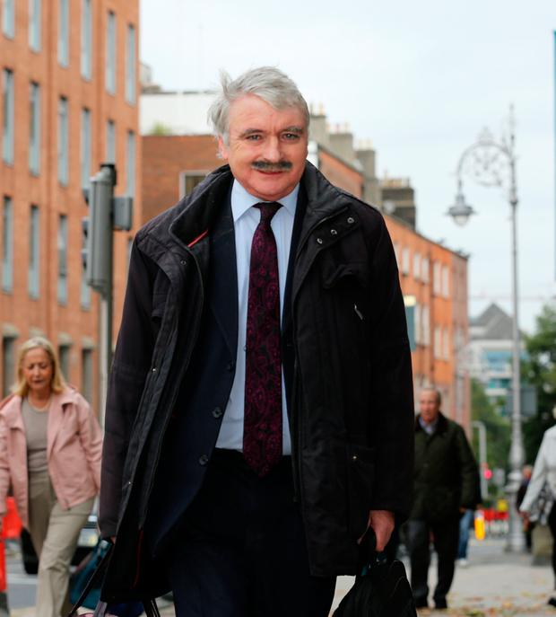 Political spats: A begrudging respect is said to have developed between Minister Leo Varadkar and Willie O'Dea Picture: Tom Burke