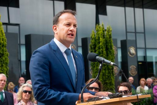 Political spats: A begrudging respect is said to have developed between Minister Leo Varadkar and Willie O'Dea Photo: Tony Gavin