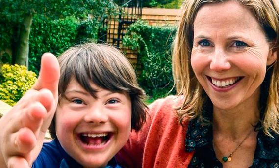 Sally Phillips in A World Without Down's Syndrome. The documentary questions what kind of society we want to live in. Photo: BBC