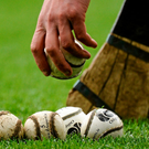 Slaughtneil regrouped and hit the last four scores of the contest, including an Oisin O'Doherty penalty (Stock picture)