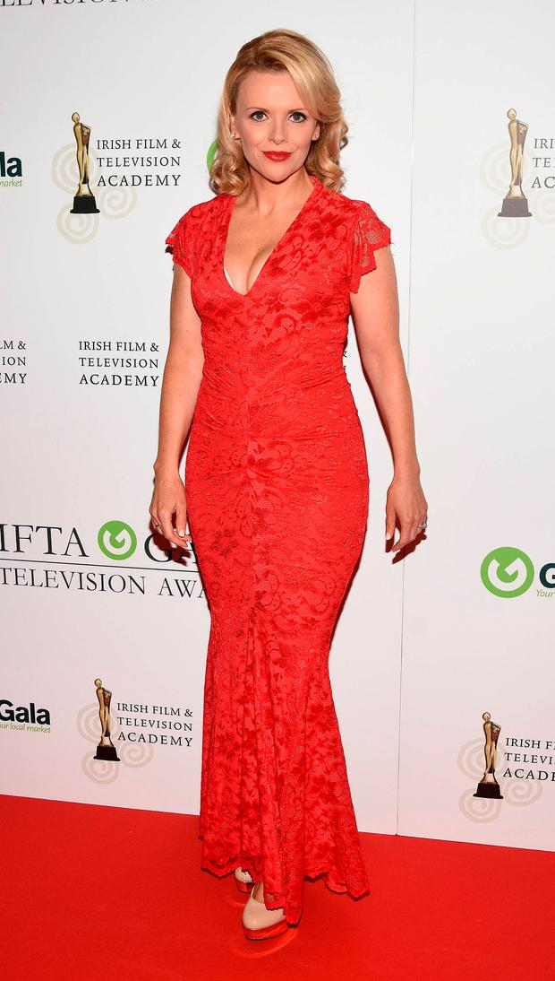 Denise McCormack at the IFTA Gala Television Awards 2016 at The Doubletree Hotel. Picture: G. McDonnell / VIPIRELAND.COM