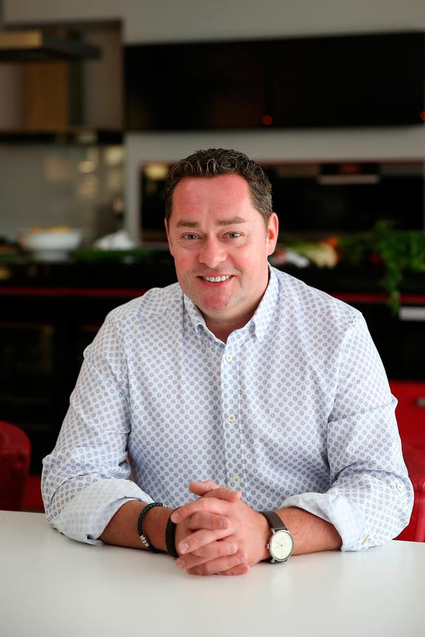 Ireland's most popular chef, Neven Maguire. Photo: Fran Veale
