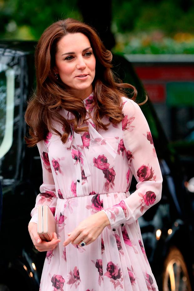 Catherine, Duchess of Cambridge attends the World Mental Health Day celebration with Heads Together at the London Eye on October 10, 2016 in London, England. (Photo by Chris Jackson/Getty Images)