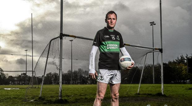 James Masters in his Nemo Rangers jersey (Photo: Sportsfile)