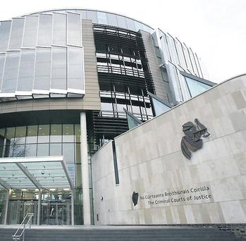 The husband and wife were on trial at the Central Criminal Court. Photo: Niall Carson/PA Wire