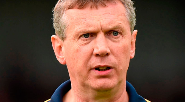 Donal Moloney (pictured) is set to become joint-manager of the Clare senior hurling side alongside Gerry O'Connor Photo: Stephen McCarthy / SPORTSFILE