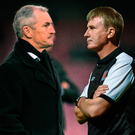 Stephen Kenny faces off with John Caulfield tonight Photo: Eoin Noonan / SPORTSFILE